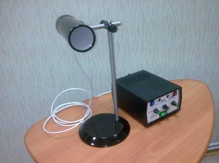 Аппарат для низкоинтенсивной лазерной терапии в офтальмологии ЛТО-02