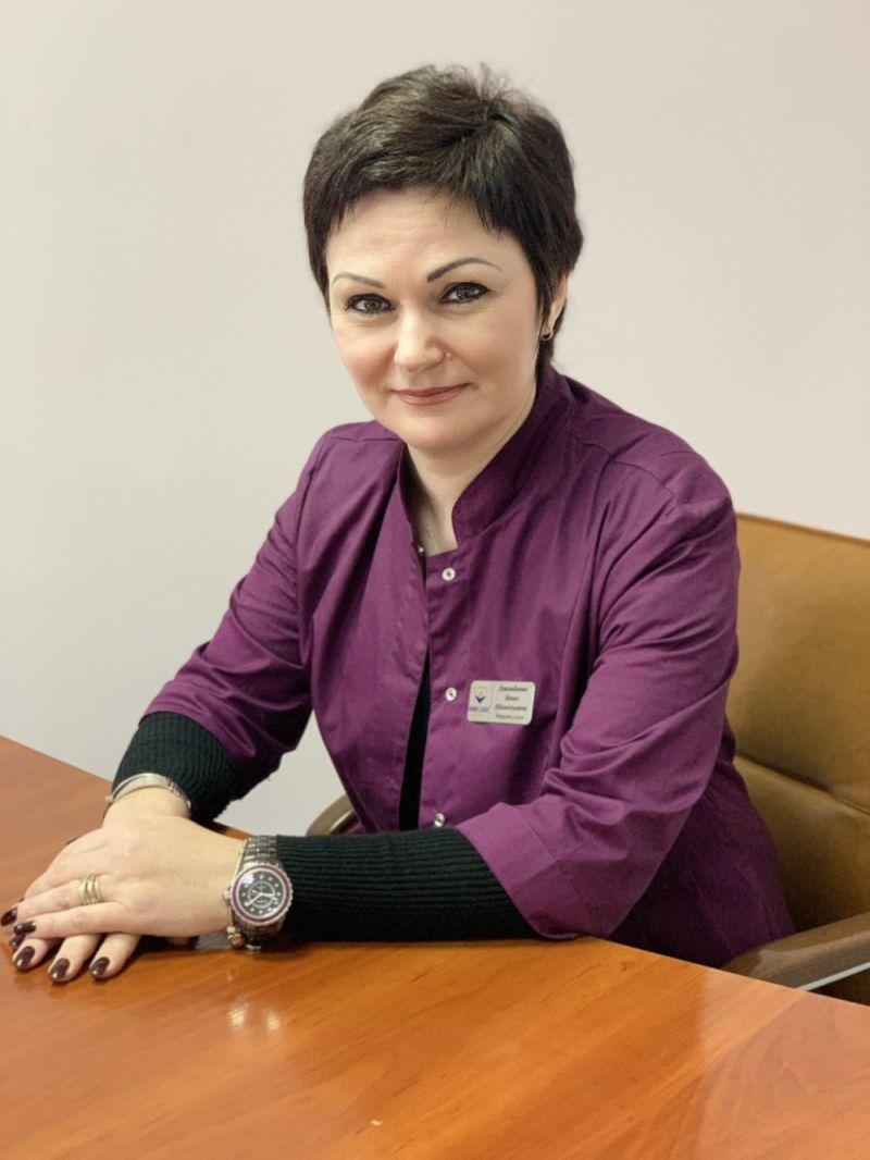 Джандоева Нана Шамильевна