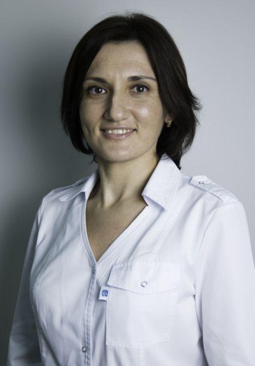 Ковальчук Наталья Ярославовна