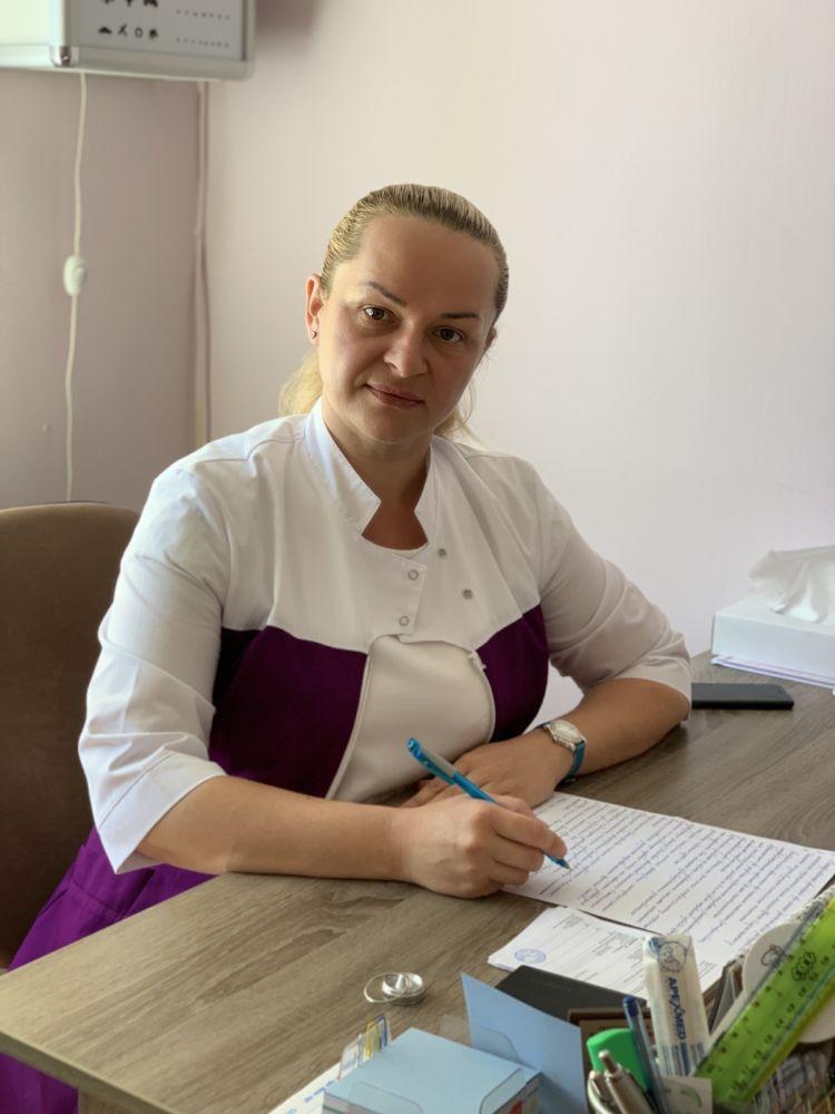 Малюта Лиана Владимировна