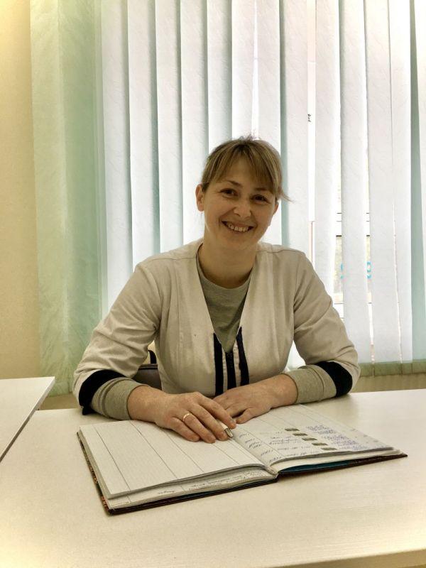 Сасюк Лилия Михайловна