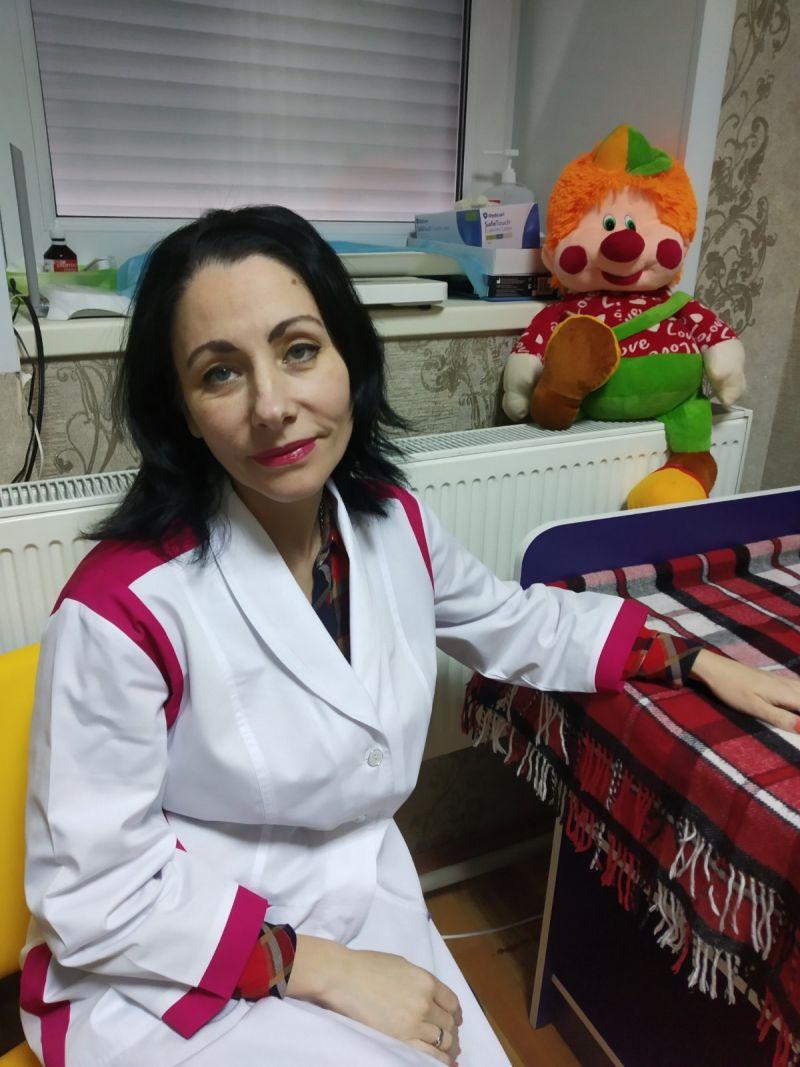 Верховод Ксения Николаевна